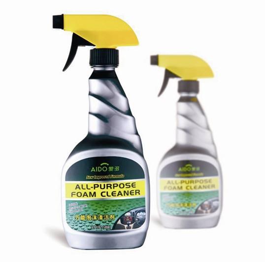 万能泡沫清洁剂 高清图片